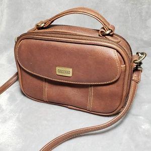 Rosetti Small Brown Crossbody Purse Bag